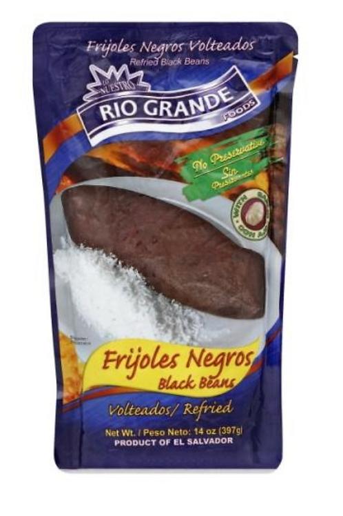 Rio Grande Refried black beans