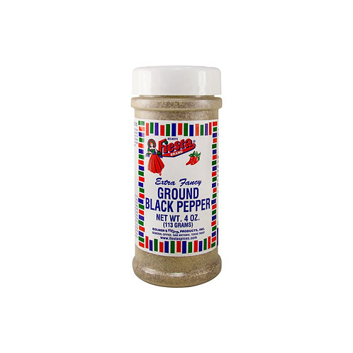 Jans black ground pepper