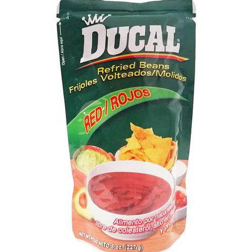 Ducal ground red beans 220g