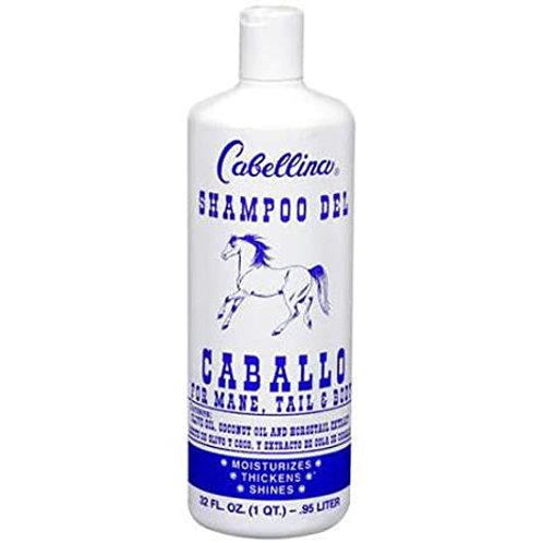Cabellina horse shampoo