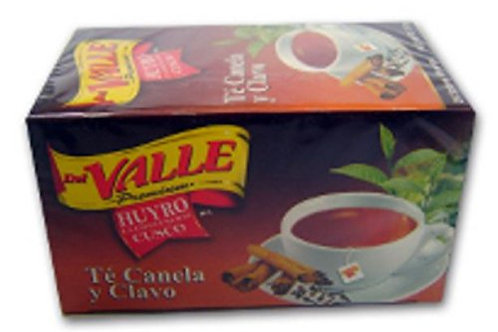 Del Valle Cinnamon & Clove Tea