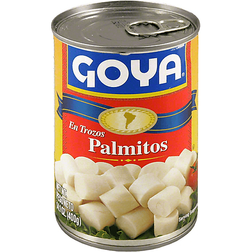 Goya chunks of palm