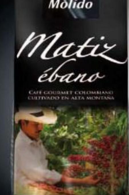 Matiz Ebano Ground Coffee
