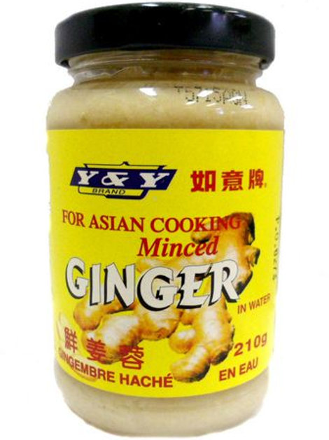 Y&Y minced ginger