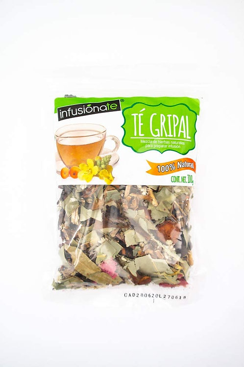 Infusionate te gripal/ tea for colds, croup, flu