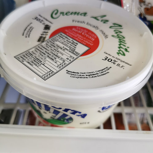 Mexican Cream