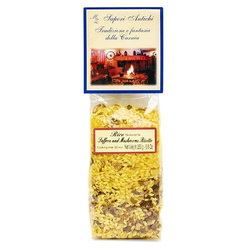 Sapori Antichi Arroz saffron & mushroom