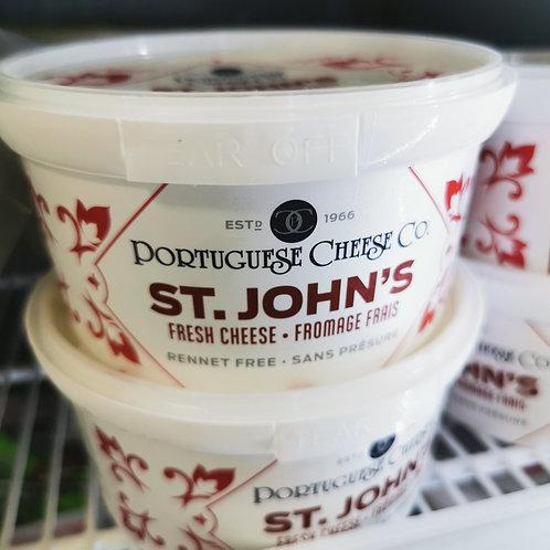 St Jhones Portuguese cheese