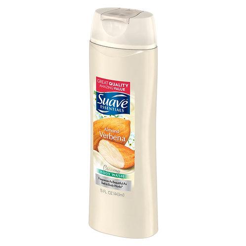 Suave essentials  Almond Body Wash