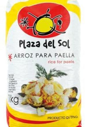 Plaza del Sol Arroz para paella