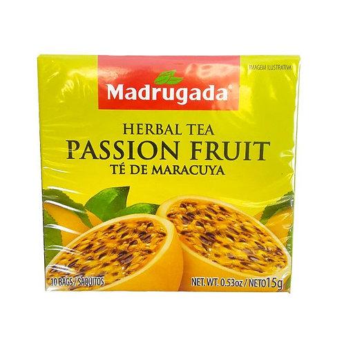 Madrugada Passion fruit tea