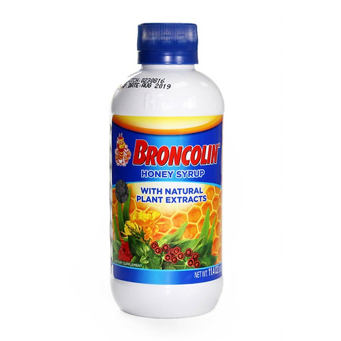 Broncolin Honey Cough Syrup