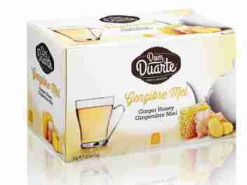Dom Duarte Ginger & Honey Tea