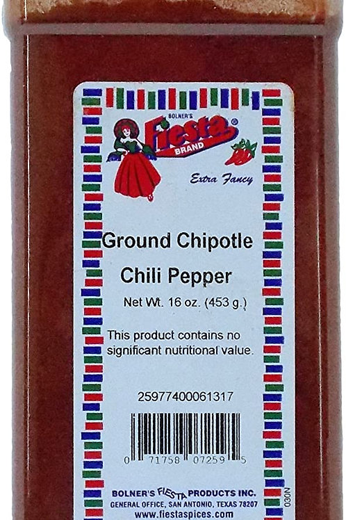 Fiesta ground chipotle pepper