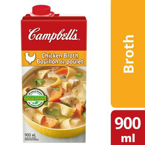 Campbells chicken broth