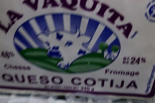 LA Vaquita Cotija cheese