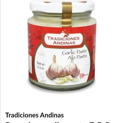 Tradiciones Andinas Garlic Paste