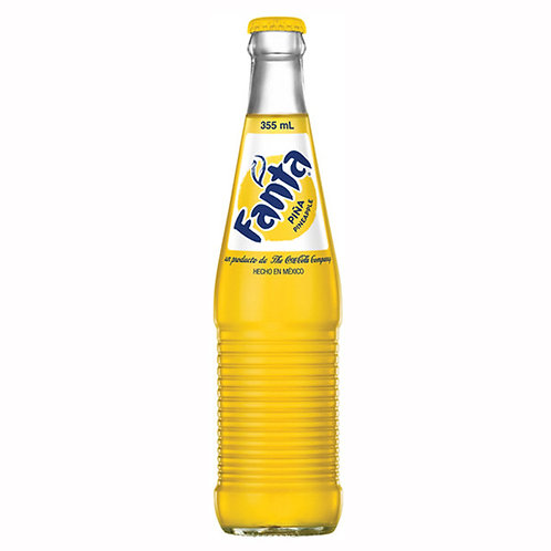 Fanta Piña Bottle- Pineapple