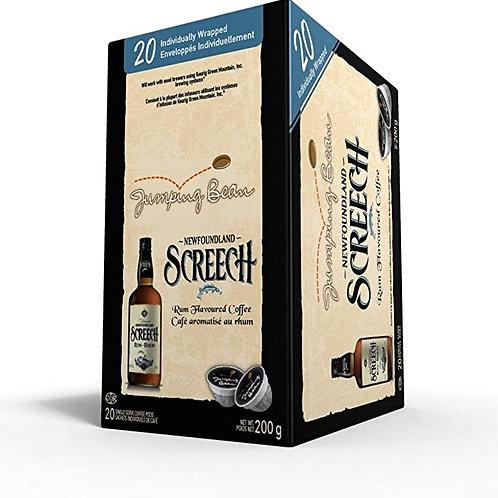Screech Keurig Coffee Pods