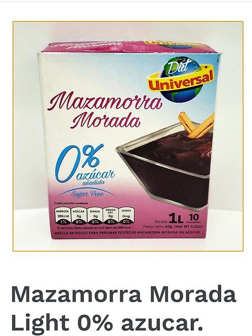 Maxamorra morada