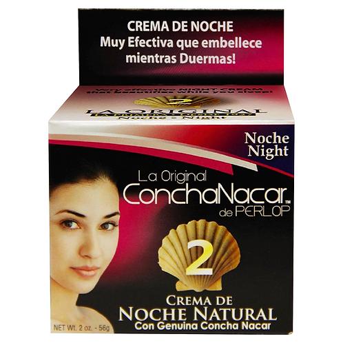 ConchaNacar Night Time Facial Cream