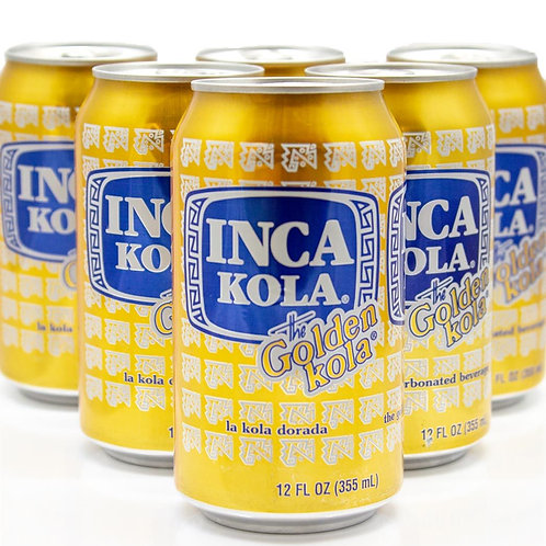 Inca Kola 12pk Can/Lata
