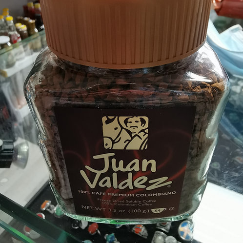Juan Valdez instant coffe
