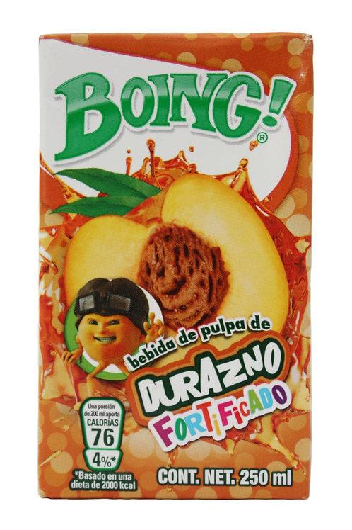 Boing! Jugo de Durazno- Peach