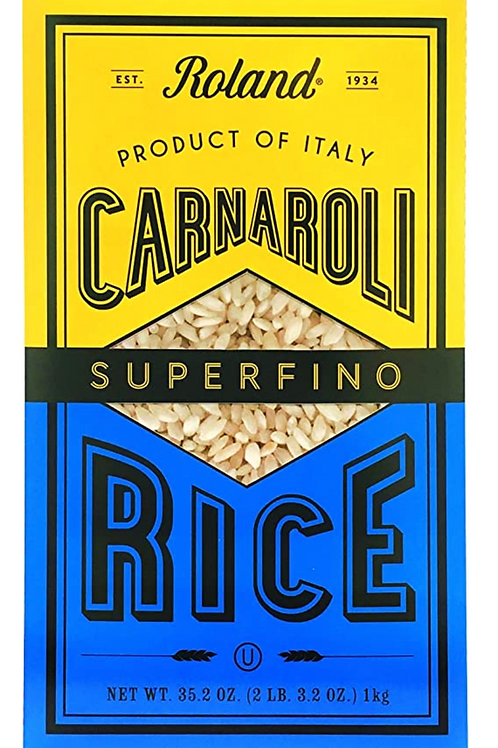 Carnaroli superfino rice