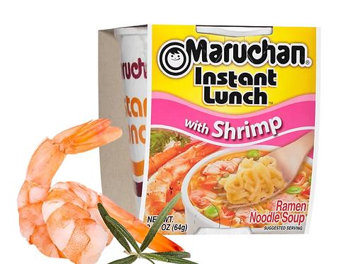 Maruchan shrimp flavour instant soup