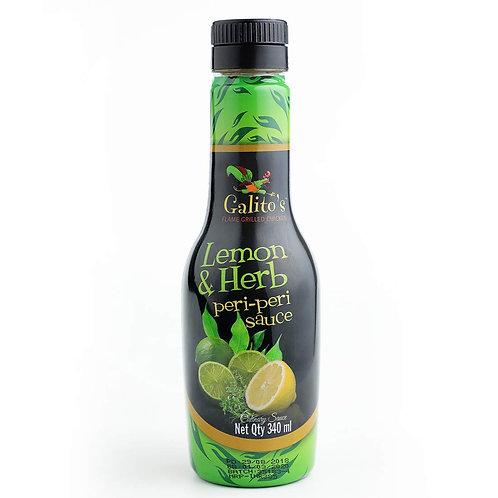 Galito's Peri Peri Sauce Lemon Herb