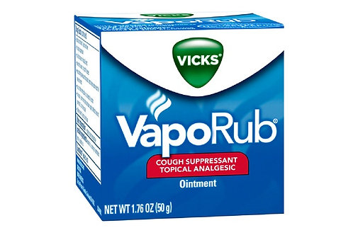 Vicks VapoRub (12 grams)