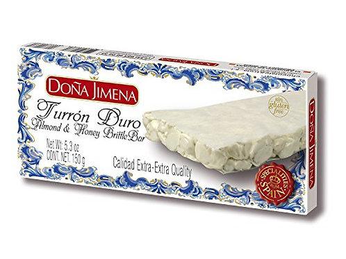 Doña Jimena Hard Torrone (150 grams)