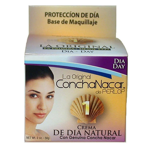 ConchaNacar Daytime Facial Cream
