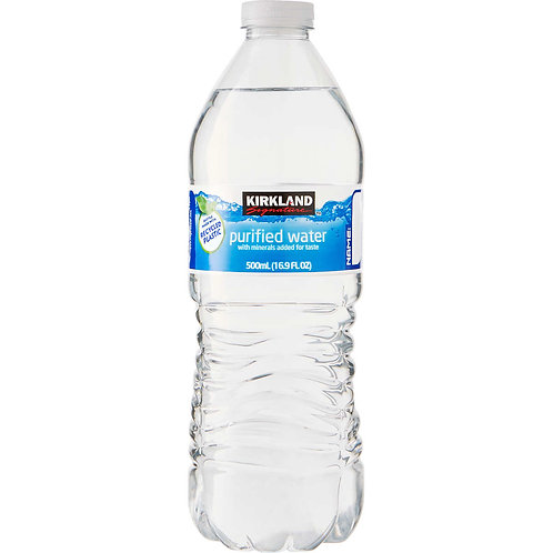 Kirkland Water Bottle/ Agua en Botella