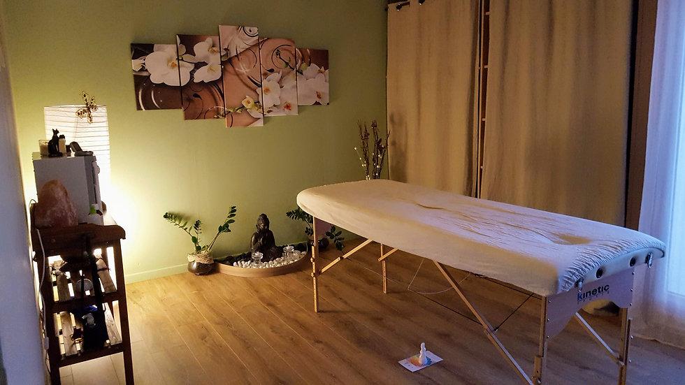 Le bluephenix espace bien être massage Terpsichore Grenoble by Fabienne