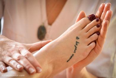 Le BluePhoenix massage Grenoble by Fabienne