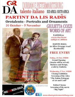 GIULIETTA COZZI Art Exhibition