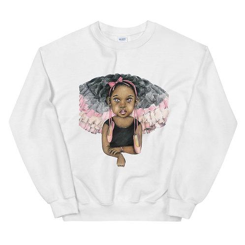Black Swan Unisex Sweatshirt