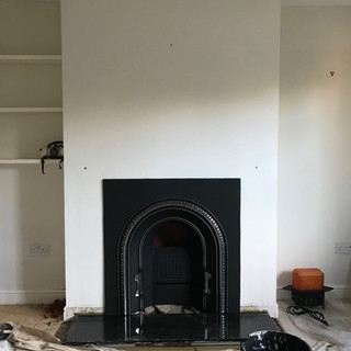 fireplaces staines
