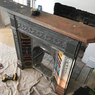 stove restoration Staines