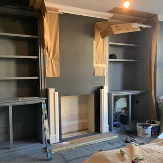 fireplace and stove installer weybridge