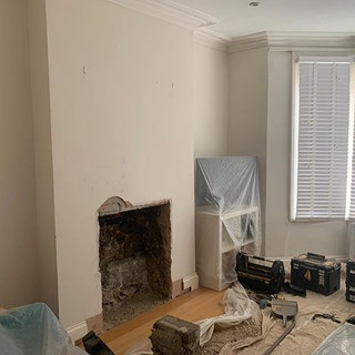 jubilee and brompton fireplace installat