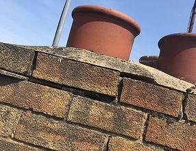Chimney maintenace and repair