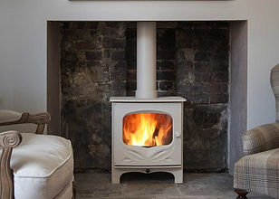 woodburning stove installation surrey