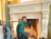 Chimney sweep staines