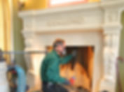 chimney sweeping and cleaning surrey