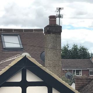Chimney cowl windlesham