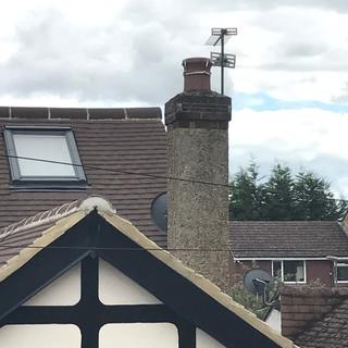 Chimney cowl windlesham