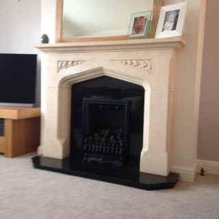 fireplace installation in london